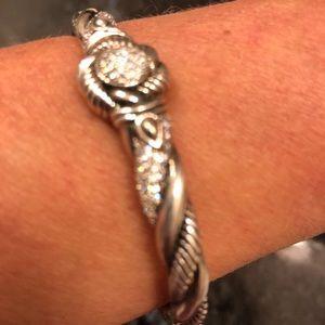 John Hardy Jewelry - John Hardy Jai hinged cuff new without tags